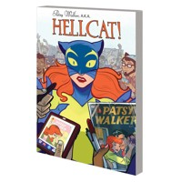 PATSY WALKER AKA HELLCAT TP VOL 01 HOOKED ON FELINE - Kate Leth