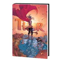 THOR BY JASON AARON AND RUSSELL DAUTERMAN HC VOL 01 - Jason Aaron & Various