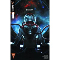 DIVINITY #1 (OF 4) 2ND PTG - Matt Kindt