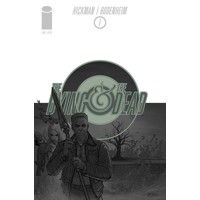 DYING AND THE DEAD #1 2ND PTG - Jonathan Hickman