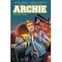 ARCHIE TP VOL 01 - Mark Waid