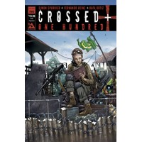 CROSSED PLUS 100 TP VOL 02 (MR) - Simon Spurrier
