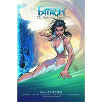 FATHOM TP VOL 01 DEFINITIVE ED NEW PTG - Michael Turner & Various