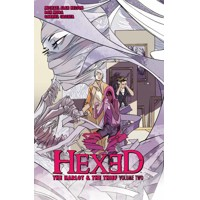 HEXED HARLOT & THIEF TP VOL 02 - Michael Alan Nelson