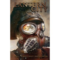 LANTERN CITY HC VOL 01 - Paul Jenkins & Various