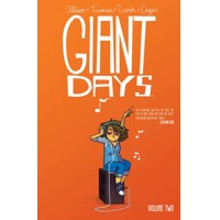 GIANT DAYS TP VOL 02 - John Allison