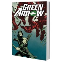 GREEN ARROW TP VOL 08 THE NIGHTBIRDS - Ben Percy