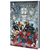 INJUSTICE GODS AMONG US YEAR FOUR TP VOL 01 - Brian Buccellato