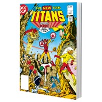 NEW TEEN TITANS TP VOL 05 - Marv Wolfman, George Perez