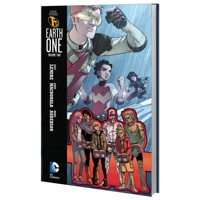 TEEN TITANS EARTH ONE HC VOL 02 - Jeff Lemire