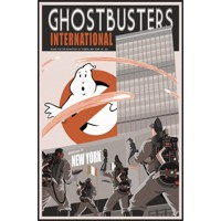 GHOSTBUSTERS INTERNATIONAL TP - Erik Burnham
