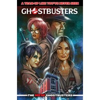 GHOSTBUSTERS THE NEW GHOSTBUSTERS TP - Erik Burnham