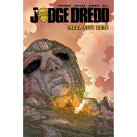 JUDGE DREDD MEGA-CITY ZERO TP VOL 01 - Ulises Farinas, Erick Freitas