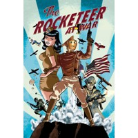 ROCKETEER AT WAR TP VOL 01 - Marc Guggenheim