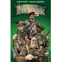 ADVENTURES IN THE RIFLE BRIGADE TP (MR) - Garth Ennis