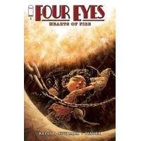 FOUR EYES TP VOL 02 HEARTS OF FIRE (MR) - Joe Kelly