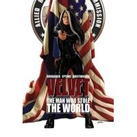 VELVET TP VOL 03 MAN WHO STOLE THE WORLD (MR) - Ed Brubaker