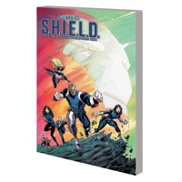 AGENTS OF SHIELD  TP VOL 01 COULSON PROTOCOLS - Marc Guggenheim