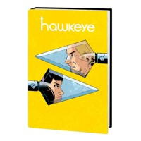 HAWKEYE HC VOL 03 - Jeff Lemire