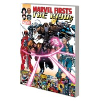 MARVEL FIRSTS 1990S TP VOL 02 - Various