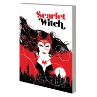 SCARLET WITCH TP VOL 01 WITCHES ROAD - James Robinson