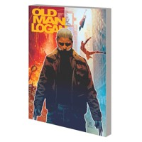 WOLVERINE OLD MAN LOGAN TP VOL 01 BERZERKER - Jeff Lemire, Mark Millar
