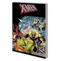 X-MEN TRIAL OF GAMBIT TP - Various