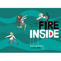 BAD MACHINERY GN VOL 05 CASE OF FIRE INSIDE - John Allison