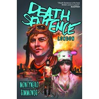 DEATH SENTENCE VOLUME 2: LONDON TP (MR) - Montynero