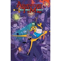 ADVENTURE TIME TP VOL 08 - Ryan North, Christopher Hastings