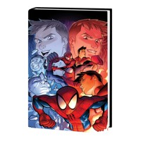 ULTIMATE COMICS SPIDER-MAN CHAMELEONS PREM HC - Brian Michael Bendis