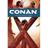 CONAN HC VOL 20 WITCH SHALL BE BORN - Fred Van