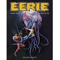 EERIE ARCHIVES HC VOL 22 - Larry Hama, Bruce Jones