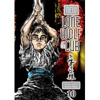 NEW LONE WOLF AND CUB TP VOL 10 (MR) - Kazuo Koike