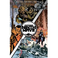 THE MASSIVE NINTH WAVE LIBRARY ED HC - Brian Wood