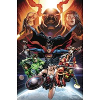 JUSTICE LEAGUE HC VOL 08 DARKSEID WAR PART 2 - Geoff Johns