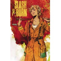 SLASH & BURN TP (MR) - Si Spencer