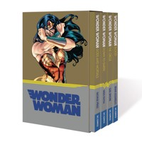 WONDER WOMAN 75 BOX SET - Brian Azzarello & Various