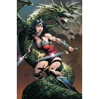 WONDER WOMAN HC VOL 09 RESURRECTION - Meredith Finch