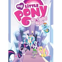 MY LITTLE PONY TP VOL 05 CRYSTAL EMPIRE - Various