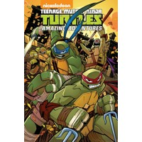 TMNT AMAZING ADVENTURES TP VOL 02 - Peter DiCicco & Various