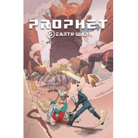PROPHET TP VOL 05 EARTH WAR (MR) - Brandon Graham, Simon Roy