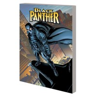 BLACK PANTHER BY PRIEST TP VOL 04 COMPLETE COLLECTION - Christopher Priest