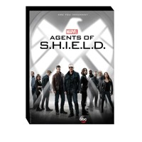 MARVELS AGENTS SHIELD SEASON THREE DECLASSIFIED SLIPCASE HC - Troy Benjamin