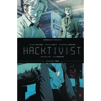 HACKTIVIST HC VOL 02 (MR) - Alyssa Milano & Various