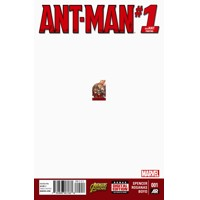 ANT-MAN #1 BROOKS SECANT PTG VAR - Nick Spencer