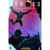 HEROES: VENGEANCE #1 (OF 5) REG POPE (MR) - Seamus Fahey, Zach Craley