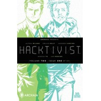 HACKTIVIST VOL 2 #1 (OF 6) - Collin Kelly, Jackson Lanzing