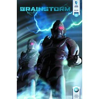 BRAINSTORM #1 (MR) - Jeffrey Morris, Ira Livingston