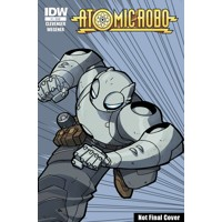 ATOMIC ROBO & THE RING OF FIRE #1 (OF 5) - Brian Clevinger